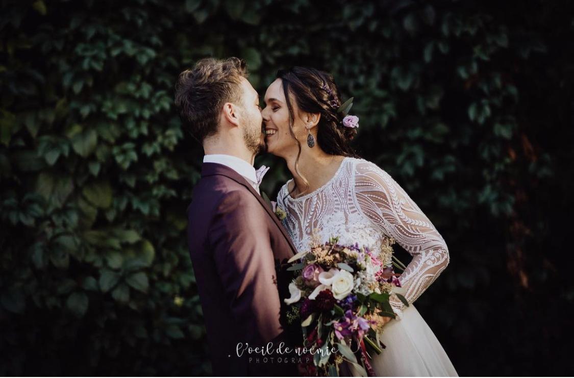 Nadège - L'Agence des mariés. Wedding-Planner